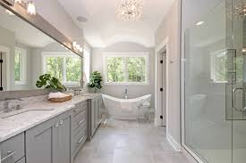 what color tile goes with gray cabinets 75 beautiful bathroom with gray cabinets pictures ideas