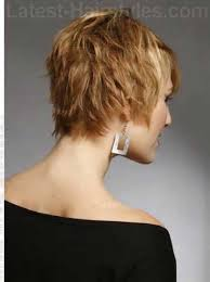 look at short haircuts from the back 15 back of pixie cuts pixie cut 2015