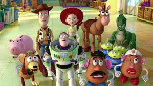 buzz lightyear characters toy story