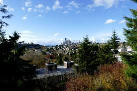 Solstice Park West Seattle Parks Amp Recreation by Mount Baker Ridge Viewpoint In Seattle Park Preview