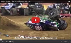 monster truck videos for monster truck accident video bestnewtrucks net