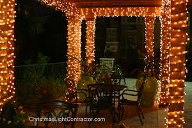 patio christmas lights home design ideas and pictures