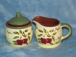 home interiors apple orchard collection home interiors apple orchard tableware collection creamer covered