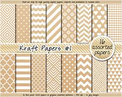 wrapping paper on sale kraft wrapping paper etsy