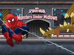 ultimate spider man cartoon watch episodes marvel hq