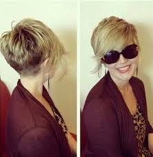 bob hair cut over 50 back short haircuts for women over 50 back view photo gallery of the