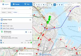 Boston Commons Map by View Arcgis Online Data In Salesforce