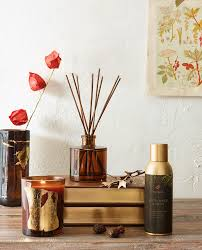thymes candles thymes bitter orange cedar reed diffuser