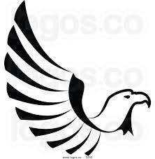eagle wings design clipart panda free clipart images