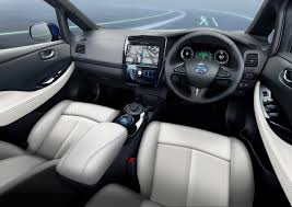 nissan leaf 2017 interior 2018 nissan leaf interior 2018 car review