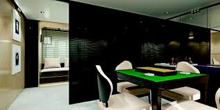 yacht interior design azimut 88 dragon mahjong u0026 karaoke room