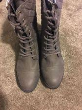 womens black combat boots target mossimo boots ebay