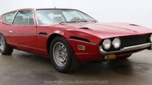 lamborghini espada 1973 lamborghini espada for sale near los angeles california