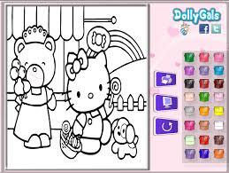 play disney princess coloring games kidonlinegame