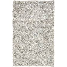 Furry Black Rug Flooring Wondrous White Shag Rug Very Fluffy For Your Home