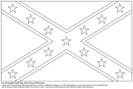 Confederate Flag Coloring Page Free Printable Coloring Pages Flag Color Page