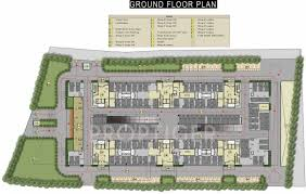 1237 sq ft 2 bhk 2t apartment for sale in salarpuria sattva group