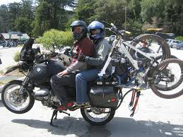 Tire Rack Motorcycle Motorcycle Carrying Mountain Bike Mtbr Com