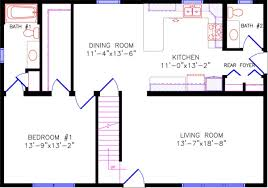 cape cod house floor plans cape cod house plans open floor plan homes zone