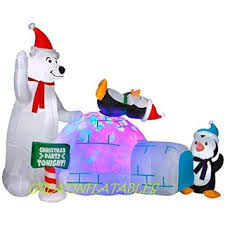 Christmas Decorations Outdoor Animated by Cheap Polar Bear Christmas Decorations Outdoor Find Polar Bear