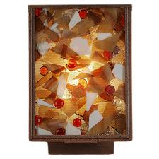 Mosaic Wall Sconce Shrader S Mosaic Glass Wall Sconce Lightopia S The