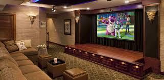 best home interior designs interior design new movie theater themed decor good home design
