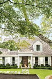 Clasic Colonial Homes Charming Home Exteriors Southern Living