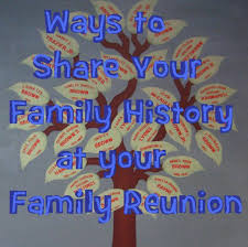 ten best family history ideas for a family reunion holidappy
