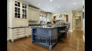 Island Kitchen by Kitchen Islands Kitchen Island Designs Youtube