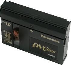 dv cassette les diff礬rents types de cassettes vid礬o le comptoir des d礬couvertes