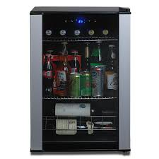 shop wine enthusiast 4 bottle stainless steel wine chiller at