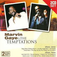 marvin gaye the temptations marvin gaye the temptations cd