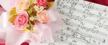 chanson de mariage liste de musique de mariage - Chant Eglise Mariage