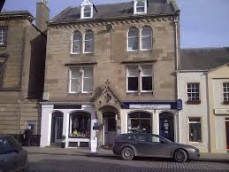 2 adjoining office rooms in kelso to let together or separately