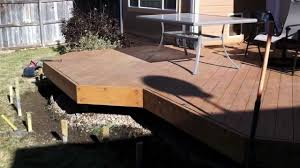 building deck stairs and steps part 1 denver deck builder youtube