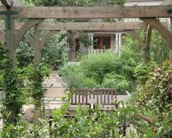 Pictures Of Pergolas In Gardens by Garden Pergola Houzz