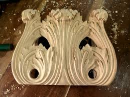 agrell architectural carving u2022 period style primer baroque