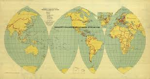 Actual World Map by Welcome To Historynyc Historical Maps Poster Books And Custom