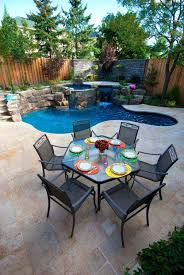 Simple Backyard Ideas For Small Yards 25 Fabulous Small Backyard Designs With Swimming Pool
