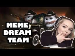 Meme Dream - meme dream team vs miss baffy youtube