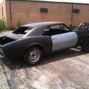 1968 camaro project car for sale 1968 chevy camaro roller project car z28 ss 350 396 copo 67 69