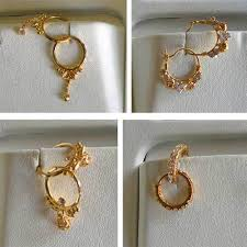 bengali gold earrings gold earrings gold jewellery collection kirti nagar jaipur