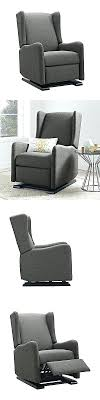 Baby Relax Glider And Ottoman Espresso Baby Relax Glider Rocker And Ottoman Espresso Gray Ias En