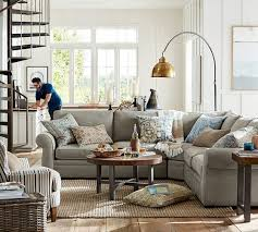 Pottery Barn Henley Rug Pottery Barn Living Room Inspiration Decor Traditional Living Room