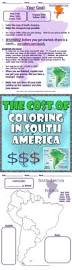 Geographical Map Of South America by Best 20 South America Map Ideas On Pinterest World Country