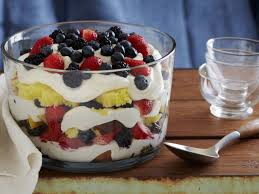 tiramisu recipe tyler florence lemon curd trifle with fresh berries recipe tyler florence