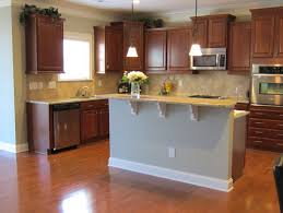 kitchen island makeover can i mix cabinet styles