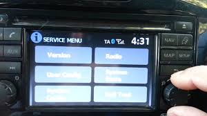 nissan altima 2015 software update service menu nissan connect youtube