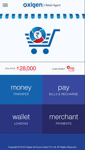 oxigen services distribution and payment collection solution provider