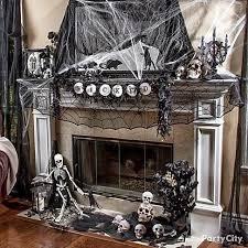 20 Elegant Halloween Decorating Ideas Best 25 Halloween Fireplace Ideas On Pinterest Classy Halloween